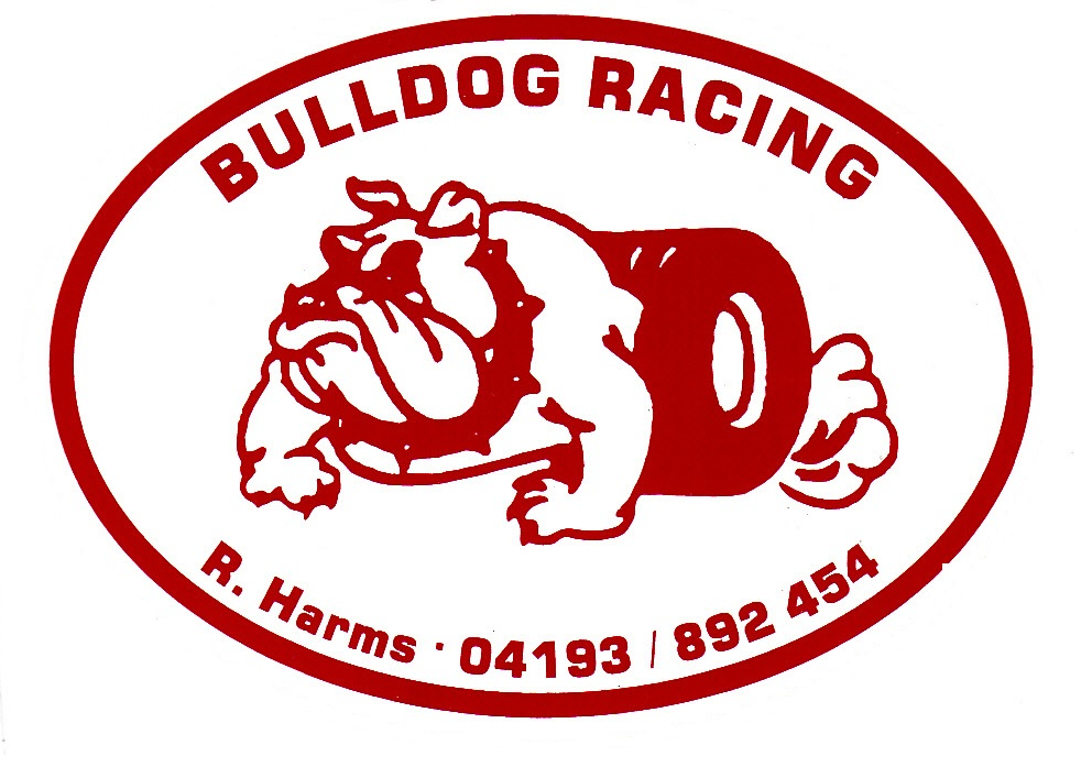 Bulldog Racing Rüdiger Harms in Henstedt-Ulzburg Logo